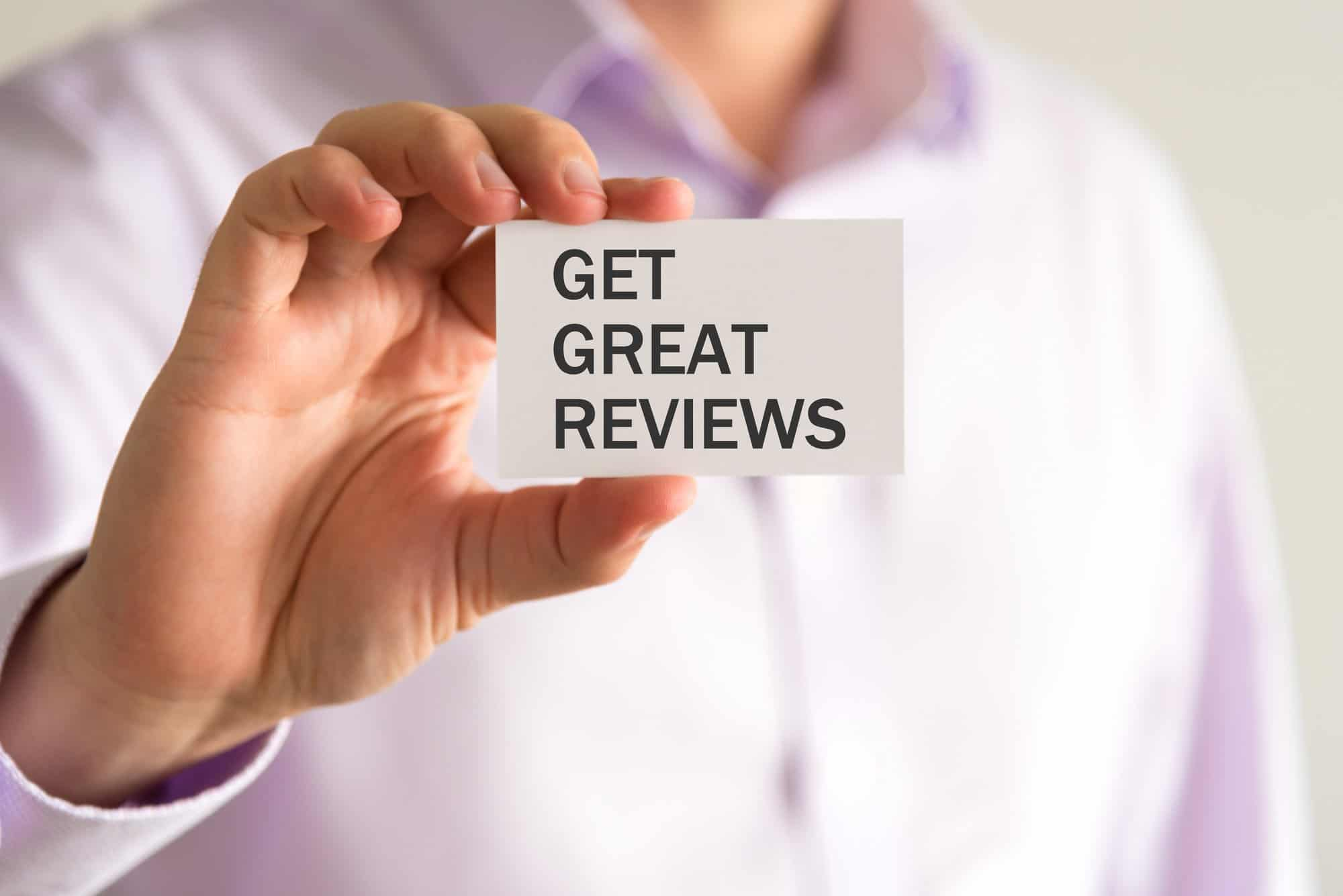 How to Get More Reviews and Increase Your Online Ranking