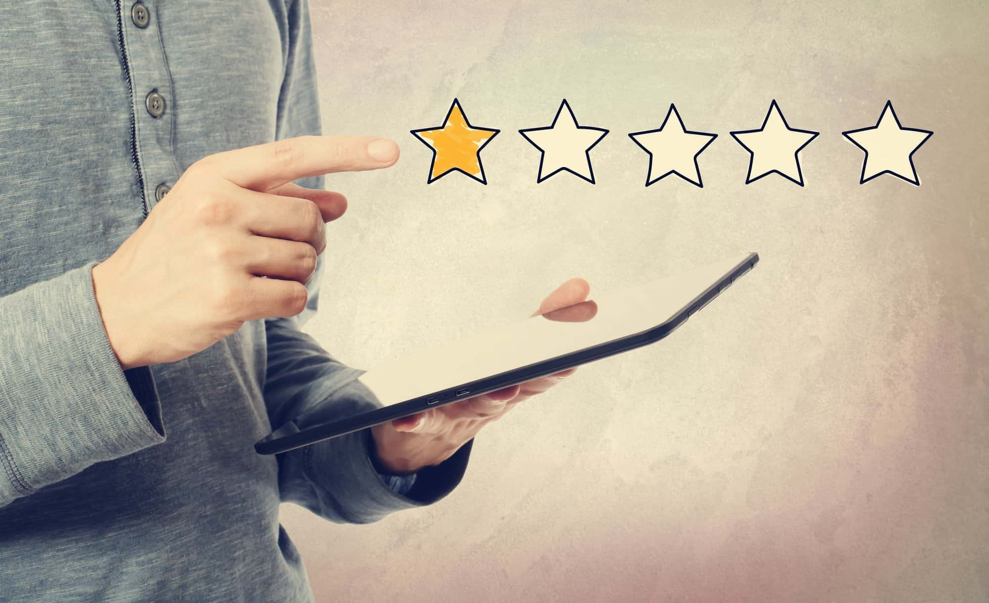 Why Negative Online Reviews Aren't as Trustworthy as You May Think