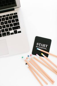 internal business communication start
